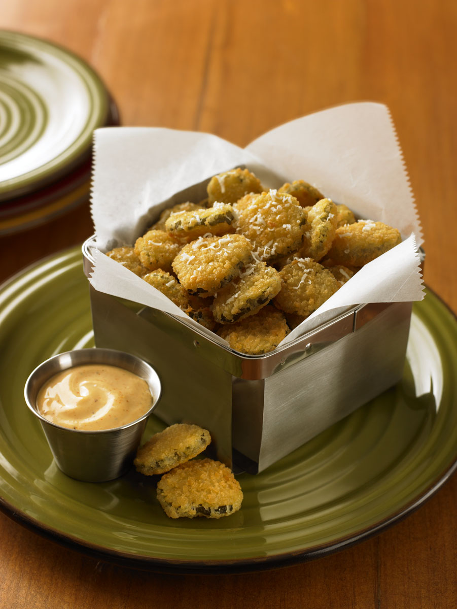 the pickle fries pickle fries almost famous fried pickles pickle ...