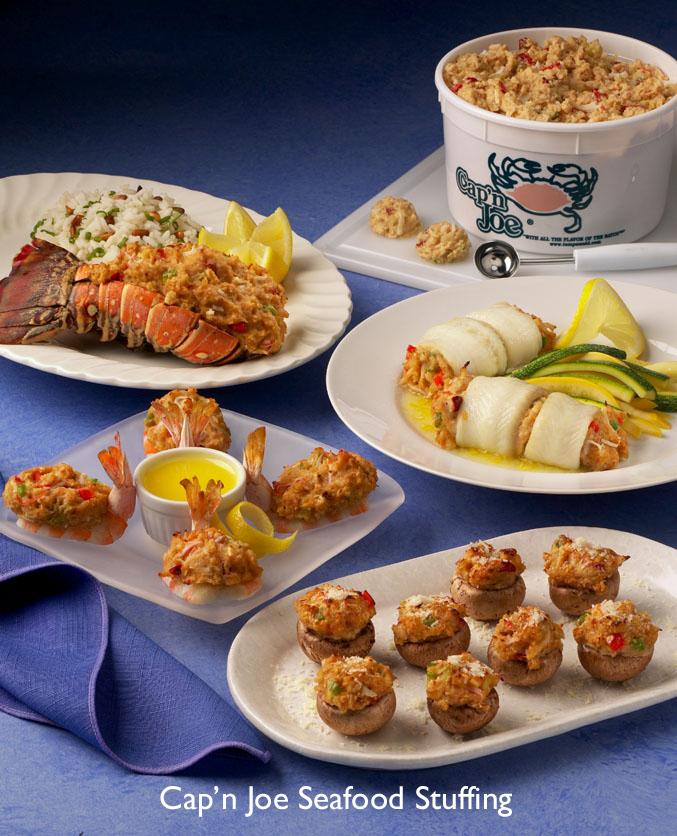 Cap'n Joe® Crab & Seafood Specialties