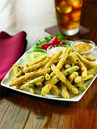 Dipt'n Dusted® Green Beans