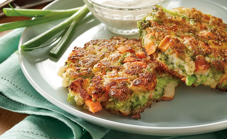 Vegetable Patties Mix