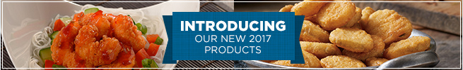 Introducing our new 2017 products