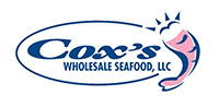 Cox's Wholesale Seafood logo