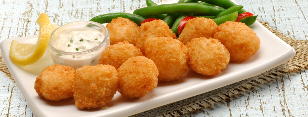 OCEAN INNOVATIONS<sup>®</sup> Breaded Scallops