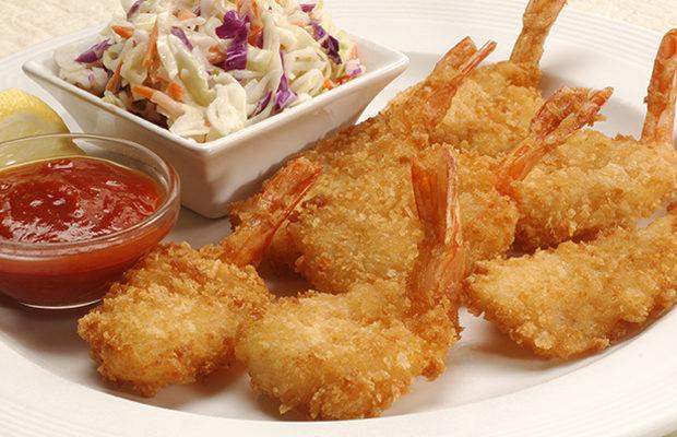 Lightly Breaded Homestyle Shrimp