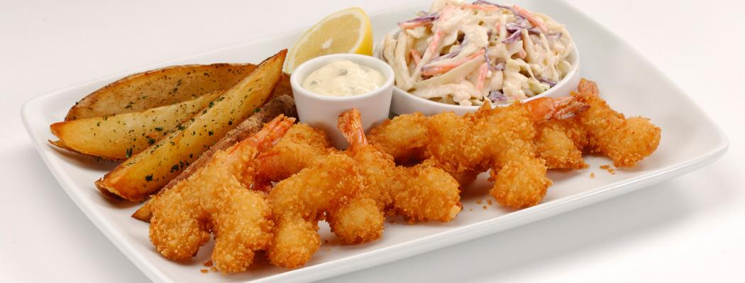 Western Split Shrimp – White Panko Breading