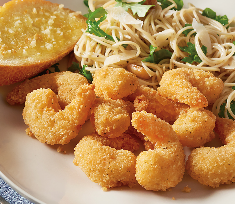 Garlic Bread Shrimp