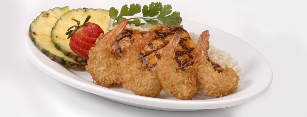 MARINER JACK<sup>®</sup> Coconut Shrimp