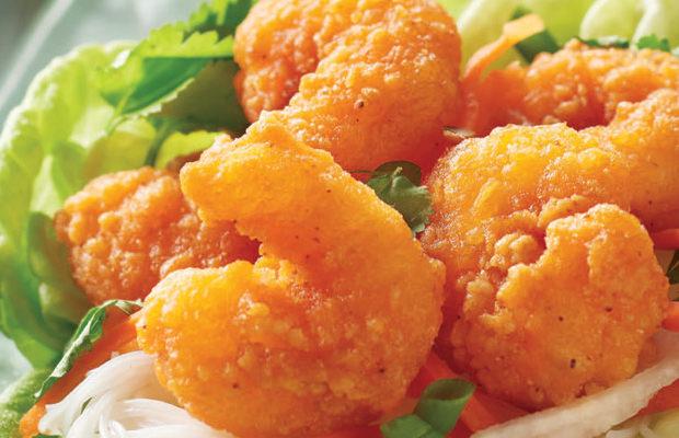 MARINER JACK® Popcorn Shrimp & Mini Shrimp