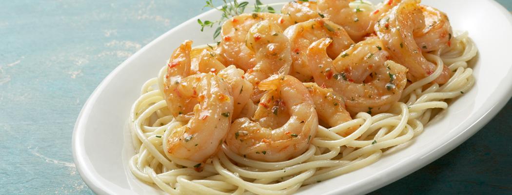 MARINER JACK<sup>®</sup> Shrimp Scampi