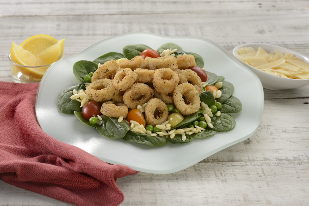 Italian Breaded Calamari Rings