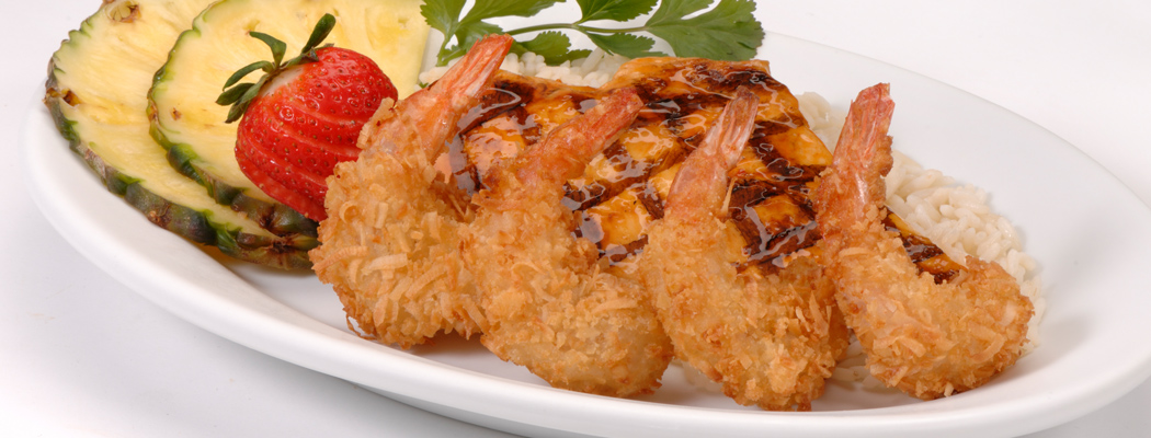 OCEAN INNOVATIONS<sup>®</sup> <br/>Coconut Breaded Shrimp
