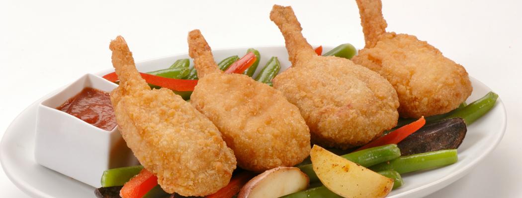 CAP'N JOE<sup>®</sup> Breaded Stuffed Shrimp